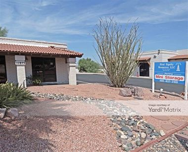 Storage Units for Rent available at 17013 East Enterprise Drive, Fountain Hills, AZ 85268