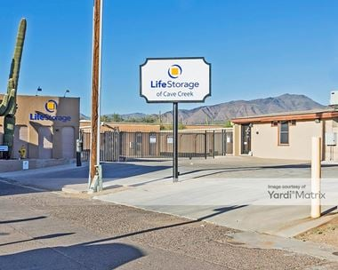Storage Units for Rent available at 6218 East Cave Creek Road, Cave Creek, AZ 85331