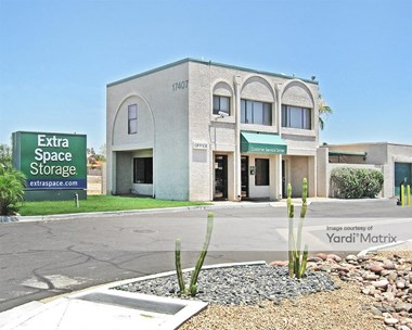 Image for Extra Space Storage - 17407 North Cave Creek Road, AZ