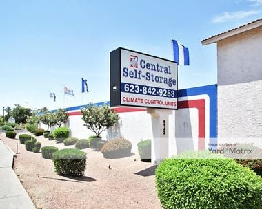 Storage Units for Rent available at 5142 North 43rd Avenue, Glendale, AZ 85301