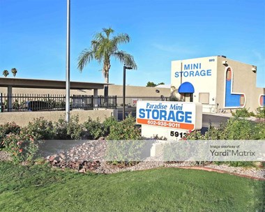 Storage Units for Rent available at 5913 West Paradise Lane, Glendale, AZ 85306 Photo Gallery 1