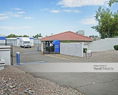 Image for Central Self Storage - 5333 South Priest Road, AZ