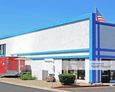 Storage Units for Rent available at 8050 East Main Street, Mesa, AZ 85207