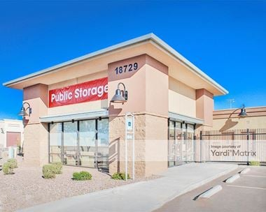 Storage Units for Rent available at 18729 East Business Park Drive, Queen Creek, AZ 85142