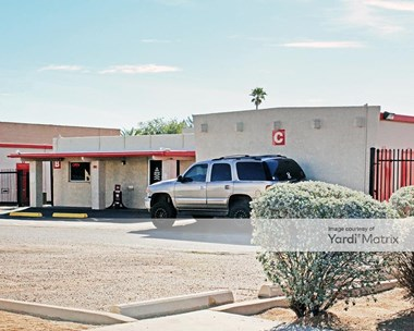 Storage Units for Rent available at 7070 East Speedway Blvd, Tucson, AZ 85710 Photo Gallery 1