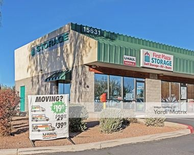 Image for First Plaza Storage - 15631 North Oracle Road, AZ