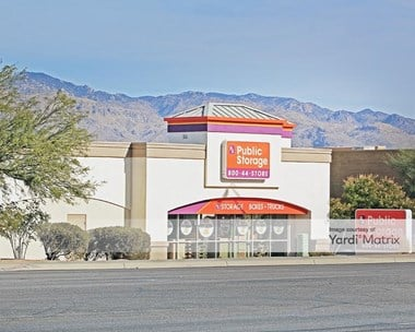 Image for Public Storage - 7825 East Speedway Blvd, AZ