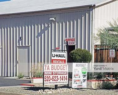 Image for 7A Budget Mini Storage - 1830 North 7th Avenue, AZ