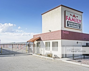 Image for A Family Discount Storage - 5450 South County Club Road, AZ