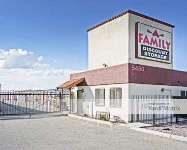 Storage Units for Rent available at 5450 South County Club Road, Tucson, AZ 85706