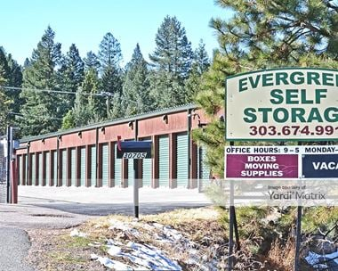 Storage Units for Rent available at 30705 Bryant Drive, Evergreen, CO 80439