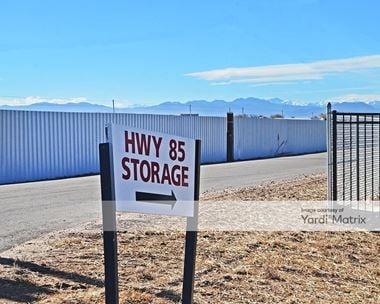 Storage Units for Rent available at 1577 County Road 27, Brighton, CO 80603