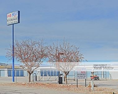 Storage Units for Rent available at 325 12th Street SW, Loveland, CO 80537