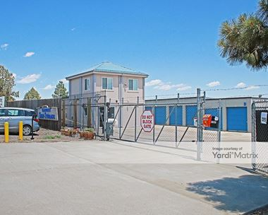 Storage Units for Rent available at 11650 Wadsworth Blvd, Broomfield, CO 80020