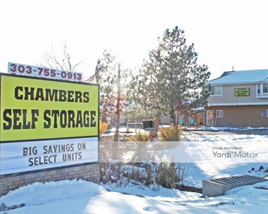 Image for Chambers Self Storage - 1951 South Chambers Road, CO