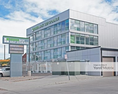 Image for Greenbox Self Storage - 3310 Brighton Blvd, CO