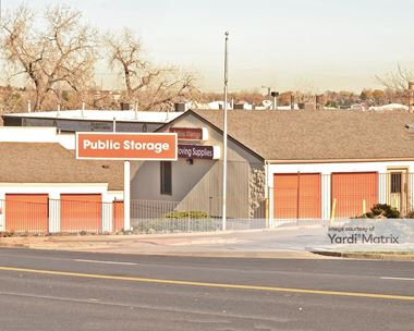 Image for Public Storage - 850 Simms Street, CO