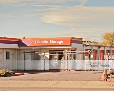 Image for Public Storage - 12351 West 44th Avenue, CO