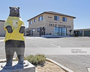 Storage Units for Rent available at 12569 Bear Valley Road, Victorville, CA 92392 Photo Gallery 1
