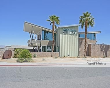 Storage Units for Rent available at 3950 Airport Center Drive, Palm Springs, CA 92264