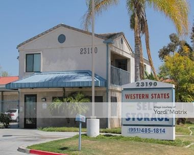 Storage Units for Rent available at 23190 Hemlock Avenue, Moreno Valley, CA 92557