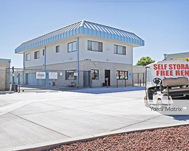 Storage Units for Rent available at 14915 La Mesa Road, Victorville, CA 92392 Photo Gallery 1