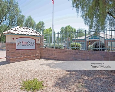 Storage Units for Rent available at 1835 East Warner Road, Tempe, AZ 85284 Photo Gallery 1