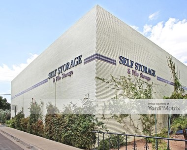 Storage Units for Rent available at 307 West Thomas Road, Phoenix, AZ 85013 Photo Gallery 1