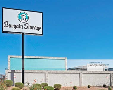 Image for Phoenix Bargain Storage I - 10 West - 1239 North 54th Avenue, AZ
