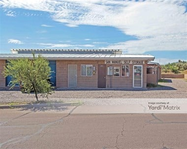 Storage Units for Rent available at 289 East Main Street, San Manuel, AZ 85631 Photo Gallery 1