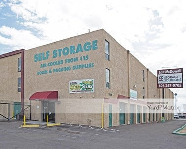 Image for Storage Solutions - 2850 East McDowell Road, AZ