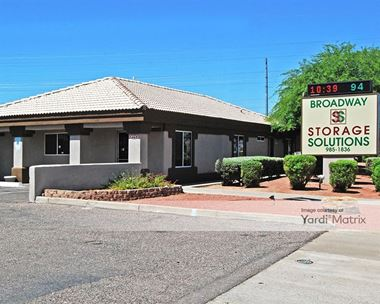 Image for Storage Solutions - 3945 East Broadway Road, AZ