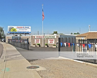 Image for North Phoenix Self Storage - 9850 North Cave Creek Road, AZ