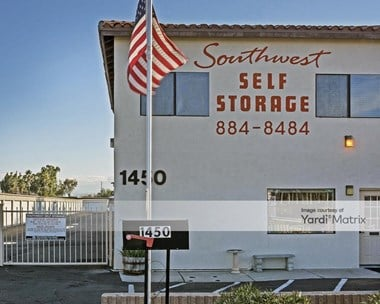 Storage Units for Rent available at 1450 East Metric Place, Tucson, AZ 85713 Photo Gallery 1
