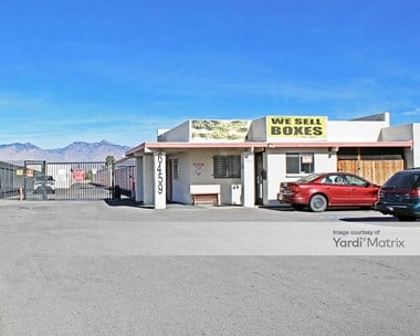 Image for Tucson Self Storage - 6459 East Golf Links Road, AZ