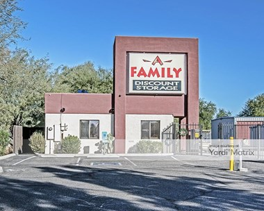 Image for A Family Discount Storage - 4320 West Ina Road, AZ