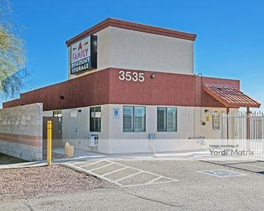Image for A Family Discount Storage - 3535 West Magee Road, AZ