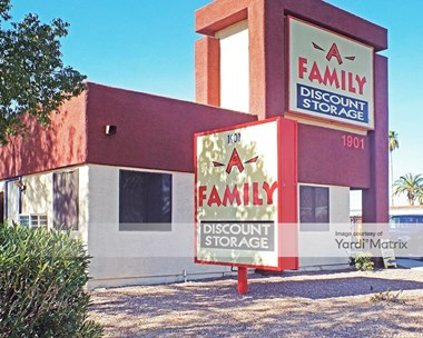 Image for A Family Discount Storage - 1901 North Oracle Road, AZ