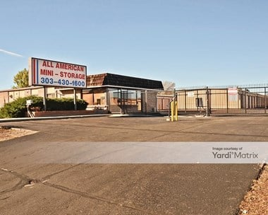 Image for All American Mini - Storage - 1777 West 68th Avenue, CO