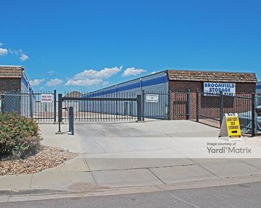 Storage Units for Rent available at 7101 West 117th Avenue, Broomfield, CO 80020