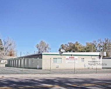 Storage Units for Rent available at 1405 32nd Street, Evans, CO 80620