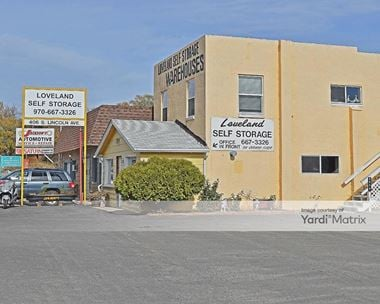 Storage Units for Rent available at 406 South Lincoln Street, Loveland, CO 80537 Photo Gallery 1
