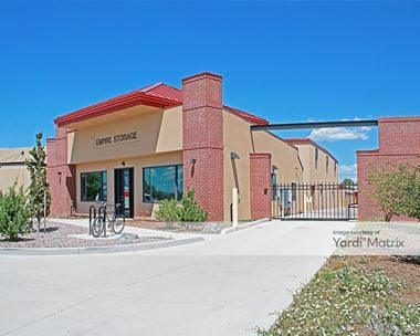 Storage Units for Rent available at 1391 Empire Road, Louisville, CO 80027