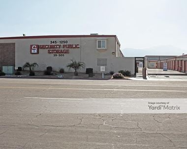 Storage Units for Rent available at 39-505 Berkey Drive, Palm Desert, CA 92211