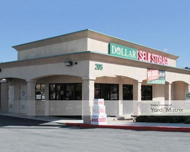 Storage Units for Rent available at 205 North Lincoln Avenue, Corona, CA 92882