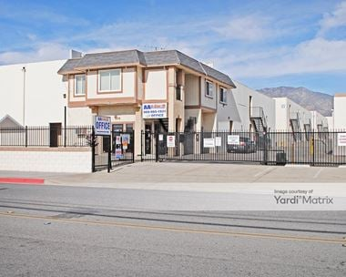 Storage Units for Rent available at 1675 West 11th Street, Upland, CA 91786 Photo Gallery 1