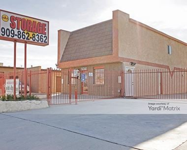 Storage Units for Rent available at 27171 East 5th Street, Highland, CA 92346 Photo Gallery 1