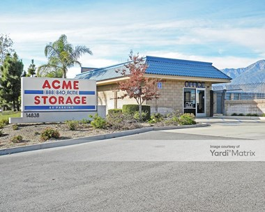 Image for Acme Mini Storage - 14838 Foothill Blvd, CA
