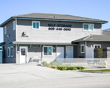 Storage Units for Rent available at 35056 Countyline Road, Yucaipa, CA 92399 Photo Gallery 1
