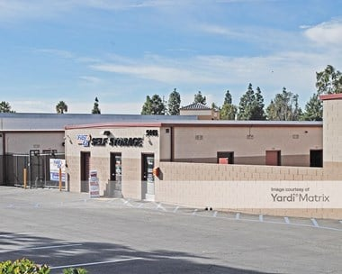 Image for Fast & EZ Self Storage - 5445 Olive Street, CA
